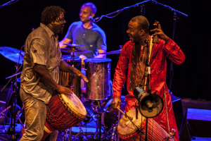 African-musicians-singing-together