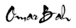 Omar-Bah signature