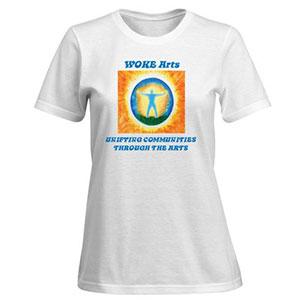 Womens White T shirt Unifying Communities Front 300x300 1 - Womens-White-T-shirt-Unifying-Communities_Front-300x300