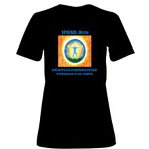 black tshirt women front - black-tshirt-women-front