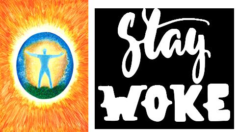 stay woke footer - Home